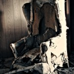Dying chair, Rhyolite Ghost Town