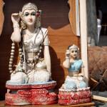 Miniature statues
