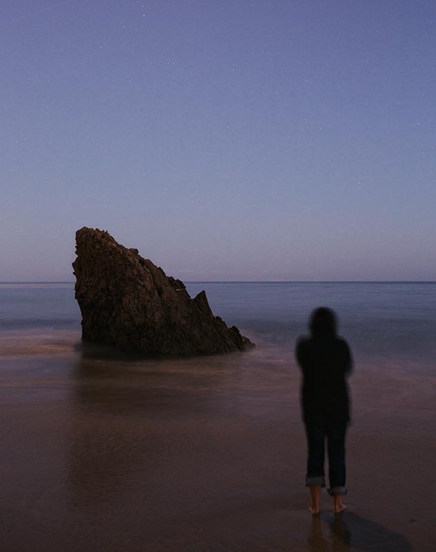 Christina at Corona Del Mar