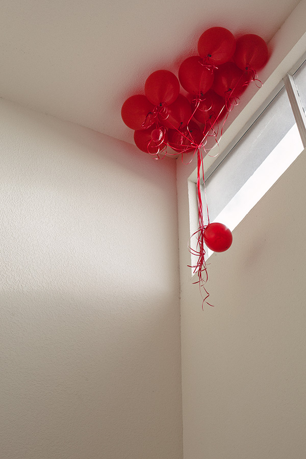 Lost balloons
