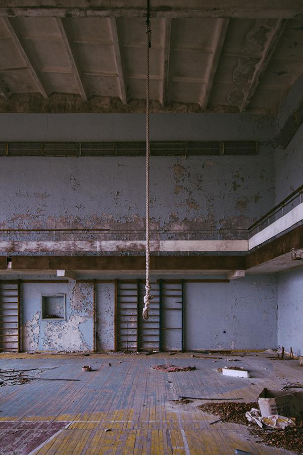 Prypyat gym
