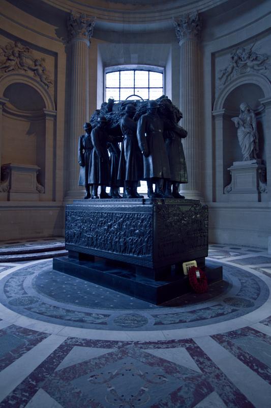Tomb of Ferdinand Foch at Invalides