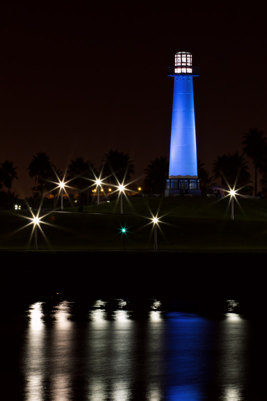 Long Beach lighthouse