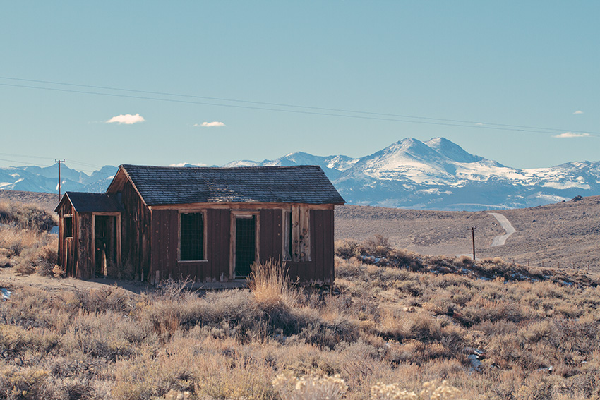 Jake Reinig Travel Photography | Bodie Ghost Town |  Exterior of a Building