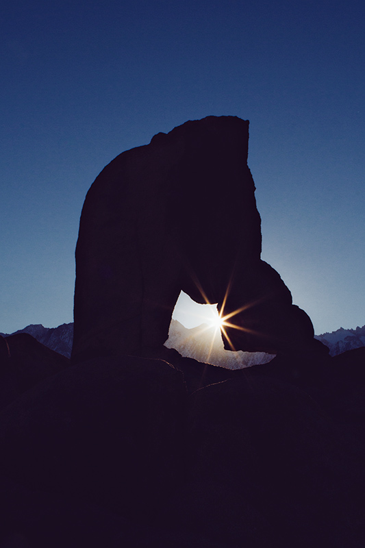 Jake Reinig Travel Photography | Alabama Hills Arch Sunset