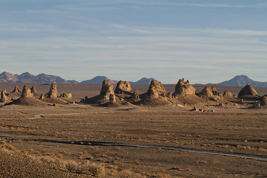 Jake Reinig Trona Pinnacles