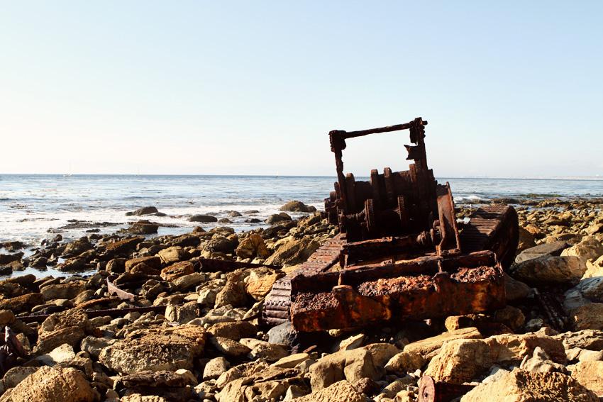 Dominator wreck